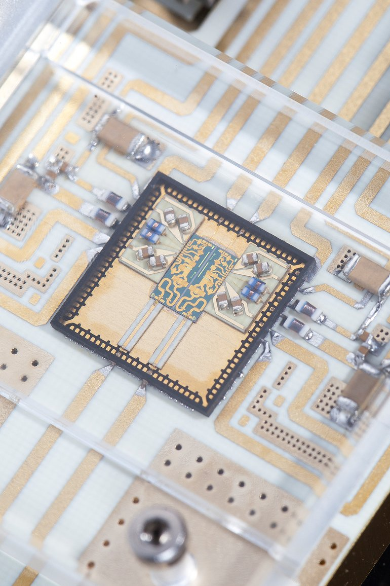 vernetzte Sensoren