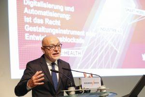 Keynote:_Prof._Dr._Dr._Udo_Di_Fabio,_Direktor_des_Forschungskollegs_normative_Gesellschaftsgrundlagen_Eroeffnungsveranstaltung