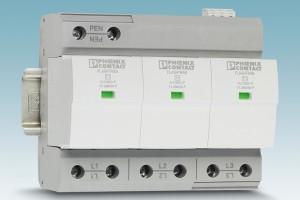 Schaltgeräte: Blitzstrom- und Überspannungsableiter