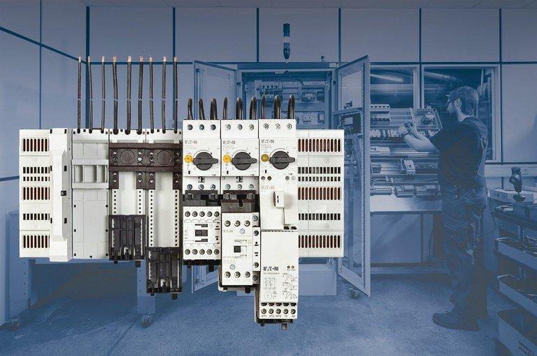 Motor-Starter-Feeder-System (MSFS) von Eaton für Stromschinen