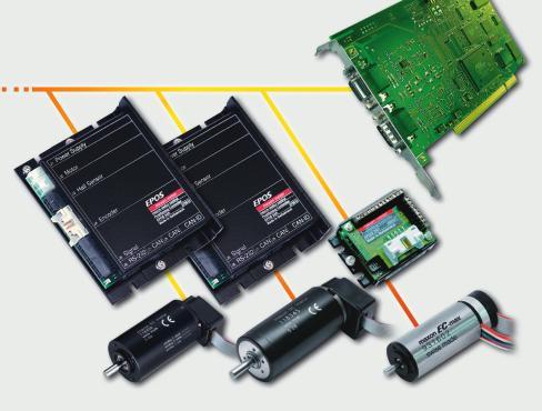 Intelligente und kompakte Positioniersteuerungen (Messestand 14-H64 ...