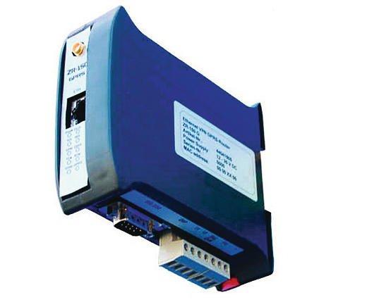 Industrietauglicher Ethernet Vpn Router Internet Per Gprs