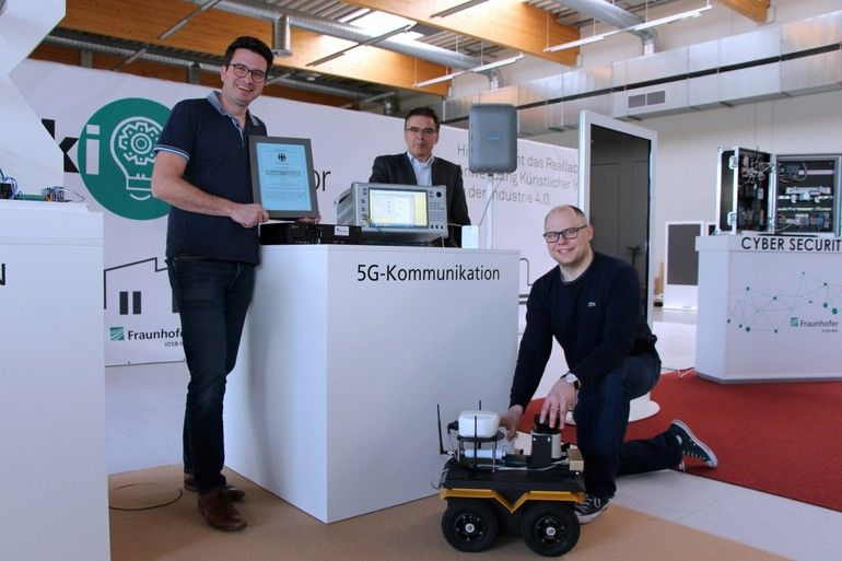 5G-Netz-SmartFactoryOWL-Fraunhofer-IOSB-INA-TH-OWL-Network Slicing