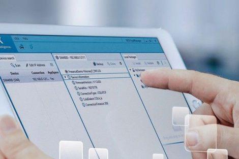 Mittels Sick Appspace individualisierte Sensoren schaffen