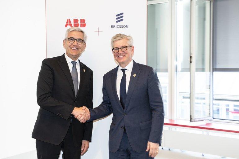 ABB und Ericsson