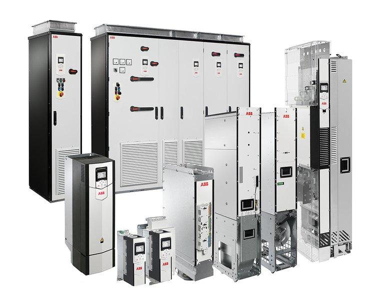 ACS880-Frequenzumrichter