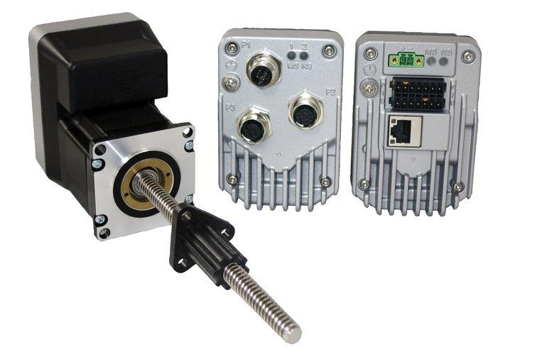 Koco Motion Multiturn-Absolutwertgeber industrie schrittmotor
