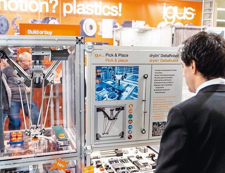 All About Automation Messehalle Hamburg-Schnelsen