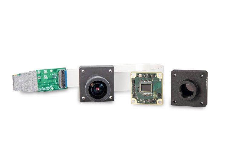 Basler Kameramodul NXP Machine Learning