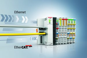Ethercat-TSN-Koppler EK1000