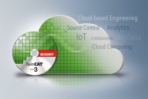 Beckhoff TwinCAT-Cloud-Engineering sps 2019