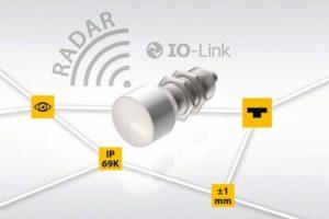 Radar-Distanzsensoren von Turck