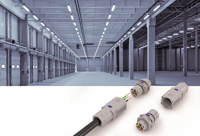 IPD ist ein Geräteschnellanschluss für den Einsatz in rauer Umgebung