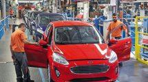 Induktive Koppler bei Ford
