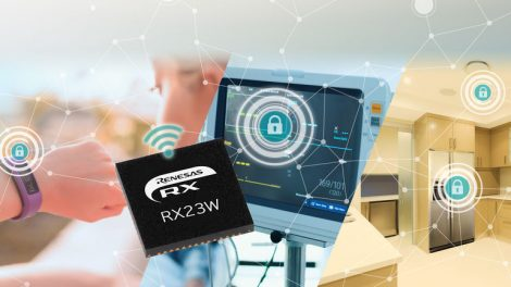 Renesas Electronics Mikrocontroller