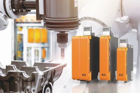 B&R: Servoverstärker Acopos P3 auch ohne Beschränkung der Ausgangsfrequenz