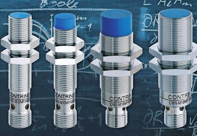 Contrinex cloudfähig Bluetooth-Schnittstelle Induktivsensoren