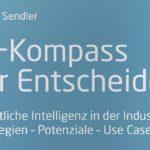 Cover und Teaser Buch KI-Kompass fuer Entscheider