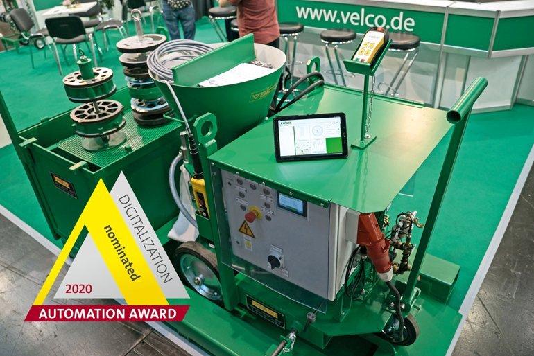 Druckkessel-,_Rotorspritzmaschinen_und_Einblasanlagen_von_Velco