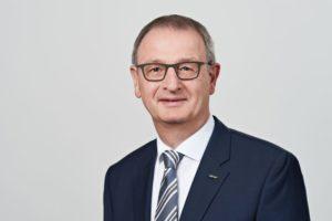 Dr. Wilfried Schäfer, Geschäftsführer des VDW Bild: Uwe Nölke