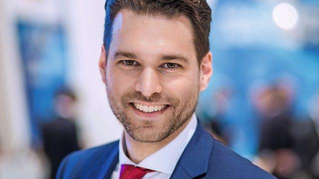 Dr. Marco Link, Geschäftsführer, Adamos GmbH Bild: Adamos