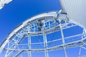 Energieführungssysteme-Kabelschlepp-DKIST-Solar-Teleskop