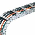 Energieführungssysteme-Kabelschlepp-Stahlketten-Alustege