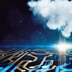 Abstract_cloud_computing_circuit_backdrop._3D_Rendering_