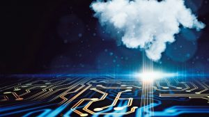 Abstract_cloud_computing_circuit_backdrop._3D_Rendering_