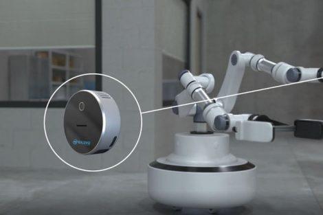 Framos Bildverarbeitung Intel Real Sense Lidar-Tiefenkamera L515 messtechnik