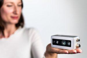 Framos Embedded-Vision-Technologie 3D-Industriekamera