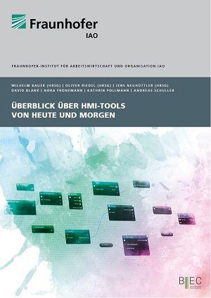 Fraunhofer IAO HMI-Tools Studie
