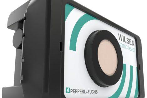 Füllstandssensor mit LoRaWAN Pepperl+Fuchs LoRa-Allianz