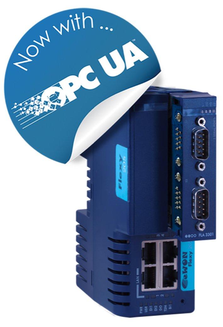 OPC-UA-Server und -Client
