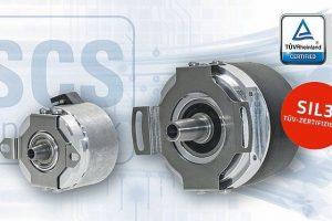 Hengstler SCS open link ein-kabel-lösung