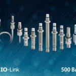 Induktivsensoren mit IO-Link Contrinex