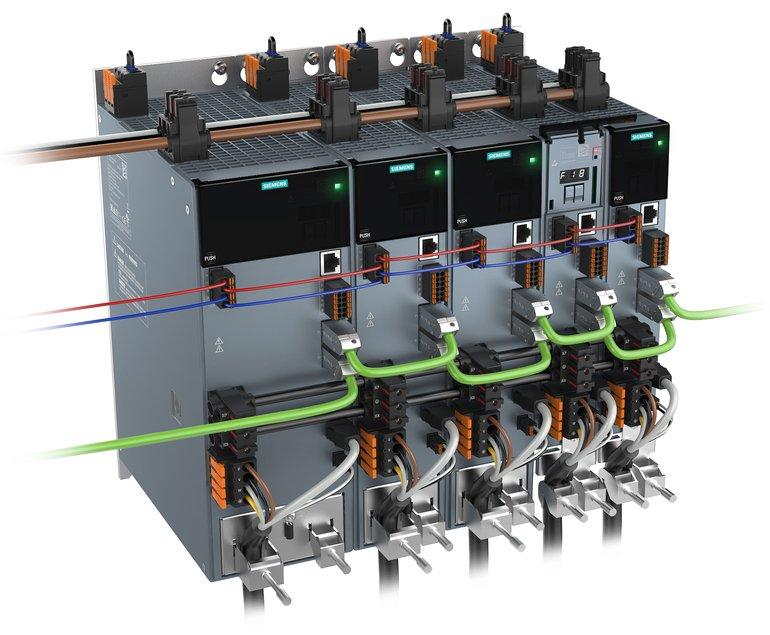 Servoantriebssystem Sinamics S210