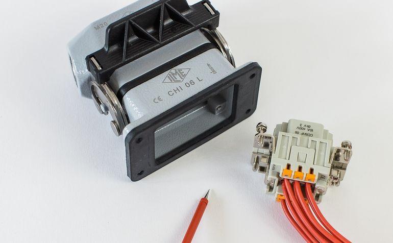 Ilme CE-Kennzeichnung Industriesteckverbinder steckverbinder