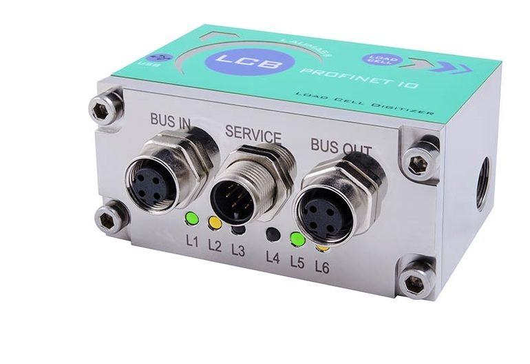 Althen IoT-Messverstärker IP67-Edelstahlgehäuse