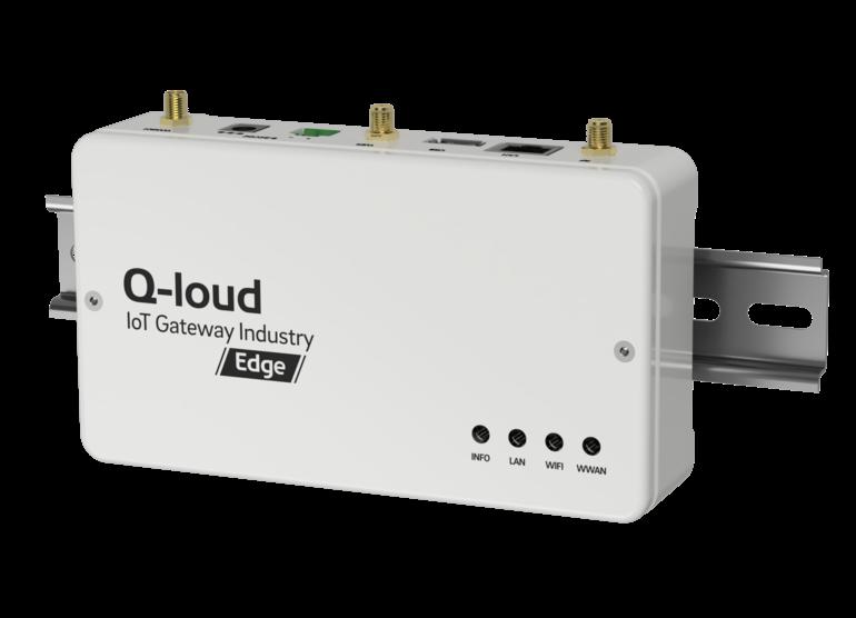 Industrial IoT Gateway Q-loud