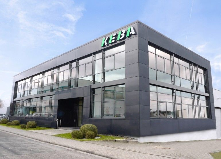 LTI Motion Gruppe Keba Industrial Automation Antriebslösungen