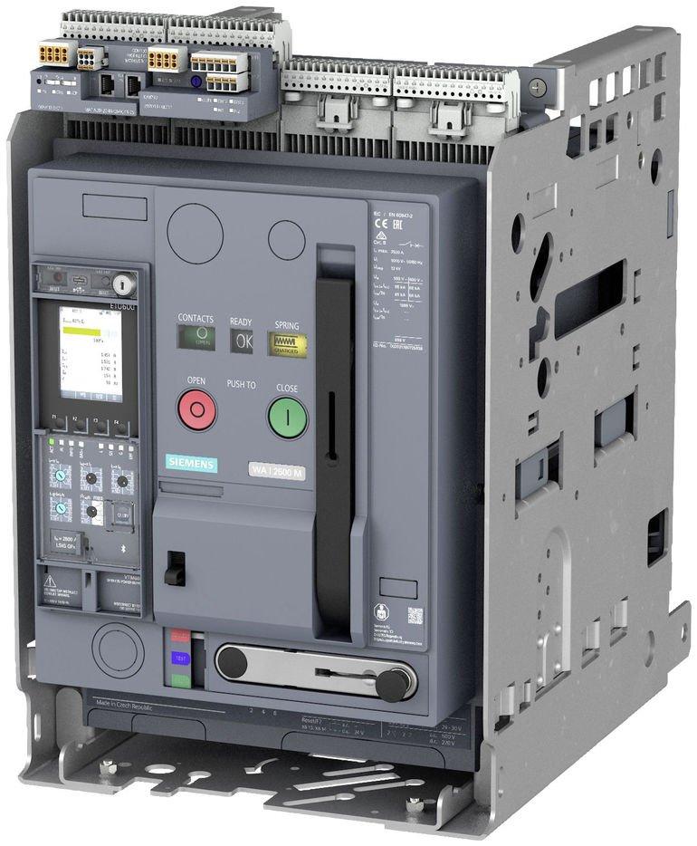 Leistungsschalter-3WA-Siemens-Niederspannungs-Schaltanlagen