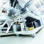 Mensch-Roboter-Kollaboration-sBot Speed-UR sick