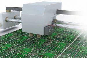 Micro-Epsilon Lasersensoren leiterplatten
