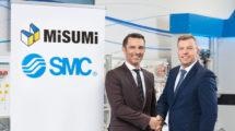 Misumi SMC Automatisierungstechnik