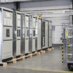 Siemens Niederspannungs-Schaltanlagen