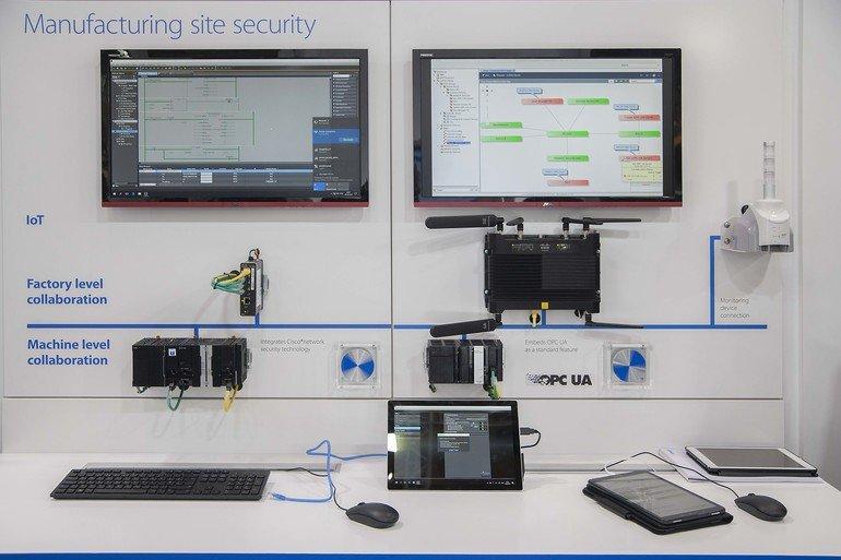 Netzwerk- und Sicherheitstechnologie