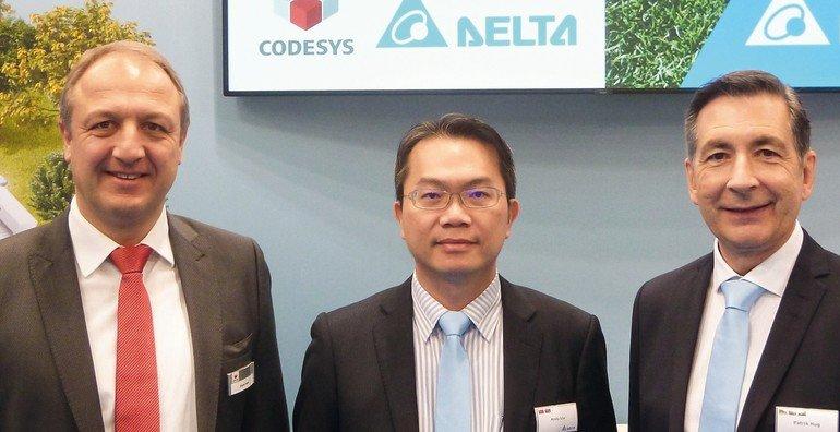 Partnerschaft mit 3S Smart Software Solutions