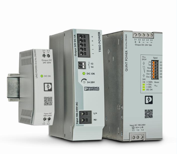 Phoenix-Contact Power Supplies Conrad Electronic Automatisierungskomponenten Automatisierung