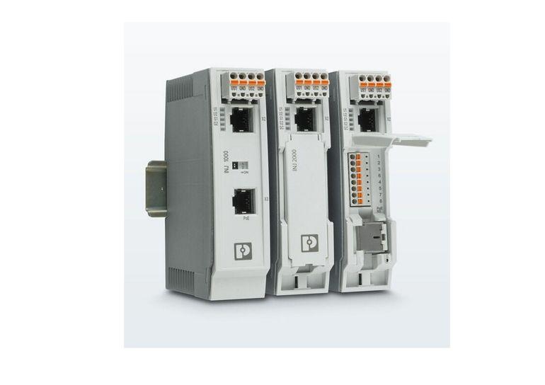 PoE-Injektoren Phoenix Contact Power-over-Ethernet-Injektoren